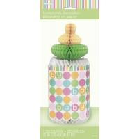 "Honeycomb Centrepiece 12"" - Pastel - Baby Shower"