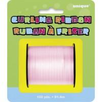 Pastel Pink Curling Ribbon - 100yds