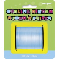 Baby Blue Curling Ribbon - 100yds