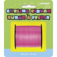 Hot Pink Curling Ribbon - 100yds