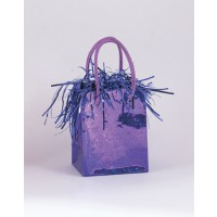 Giftbag Weight - Deep Purple Prism - (Box of 6)