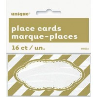 Place Cards - Golden Birthday - 16 CT.