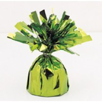 Foil Weight - Lime Green - (Box of 6)