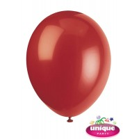 "12"" Cherry Red Premium-Quality (Bag of 50)"