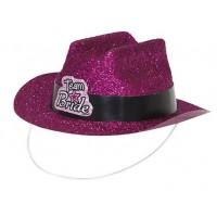Team Bride Mini Cowboy Hat 1CT.