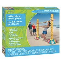 Inflatable Limbo Game - 8ft H x 6ft W