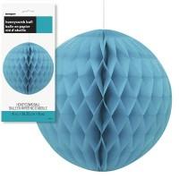Honeycomb Balls 8'' 1CT. Caribbean Teal