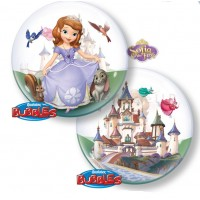 "Sofia The First 22"" Bubble Balloon"