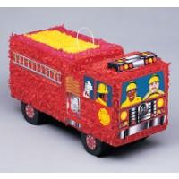 Fire Engine Piñata