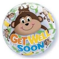 Get Well Monkeys