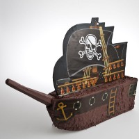 Pirate Ship Piñata