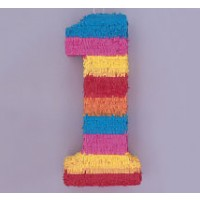 Numeral 1 Piñata