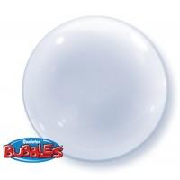 "Clear Deco Bubble 20"""