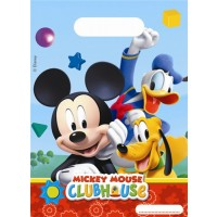 Playful Mickey Party Bags