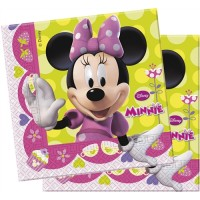 Minnie Bow-Tique Napkins 16CT