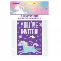 Unicorn Invite