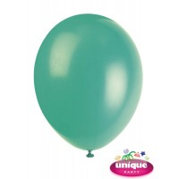 "12"" Fern Green - Helium Quality Balloon 10 CT."