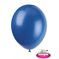 "12"" Evening Blue - Helium Quality Balloon 10 CT."