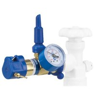 Conwin Classic Inflator With Gauge, Flex-Tilt Valve, UK