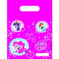 My Little Pony Sparkle Party Bags 6ct