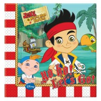Jake Yo Ho Napkins 20 CT.
