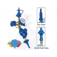 Conwin Precision Plus Inflator, Flex-Touch Push Valve, UK