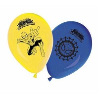 "11"" Printed Balloons - Ultimate Spider Man Web Warriors"