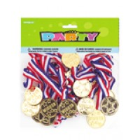 Winner Medals 24 CT.