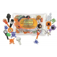 Halloween Party Favours Assorted 72CT.