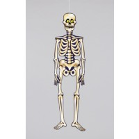 Jointed Skeleton Hanging Decoration