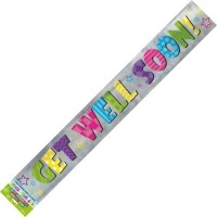 Get Well Soon Banner (12ft)