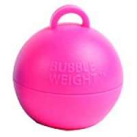 Bubble Weight - Pink - 25ct
