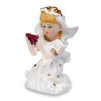Communion Girl Small H.50mm - 12 per pack