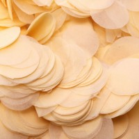 Ivory Paper Dots Confetti (100g)