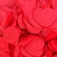 Red Paper Dots Confetti (100g)