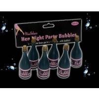 Hen Party Bubbles