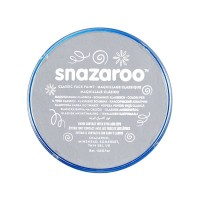 Snazaroo - Classic 18ml - Light Grey