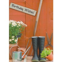 #13 Greeting Cards - Open Male 12pk