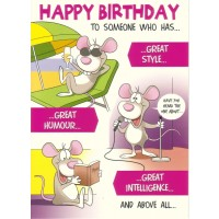 #07 Greeting Cards - Humour 12pk