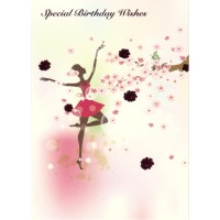 #28 Greeting Cards - Open Female 12pk