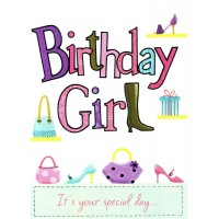 #21 Greeting Cards - Open Female 12pk