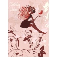 #20 Greeting Cards - Open Female 12pk