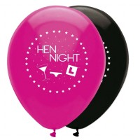 Hen Night 2 Sided Print 50Ct