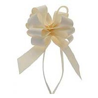 Eggshell Pull Bow 50mm - Pack of 20