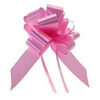 Rose Pull Bow 50mm - Pack of 20