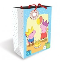 Peppa Pig Gift Bag Large (Pack of 6)
