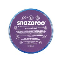 Snazaroo - Classic 18ml - Purple