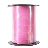 Iridescent Pink Curling Ribbon (5mmx250m)