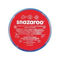 Snazaroo - Classic 18ml - Bright Red