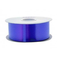 Royal Blue Poly Ribbon - 2 Inch x 100yds